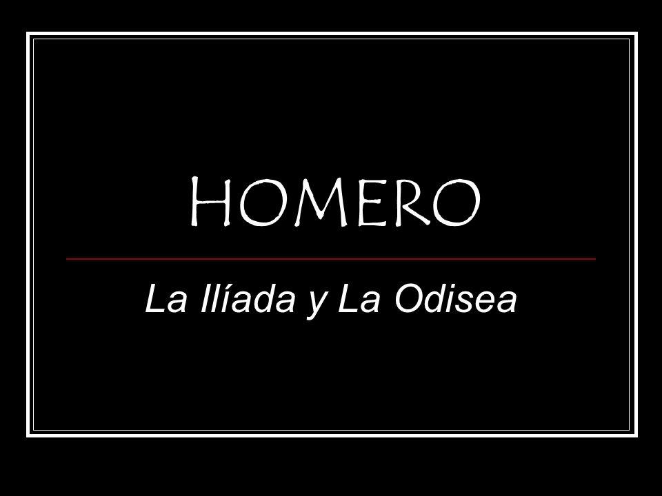 Biografía de Homero - 11